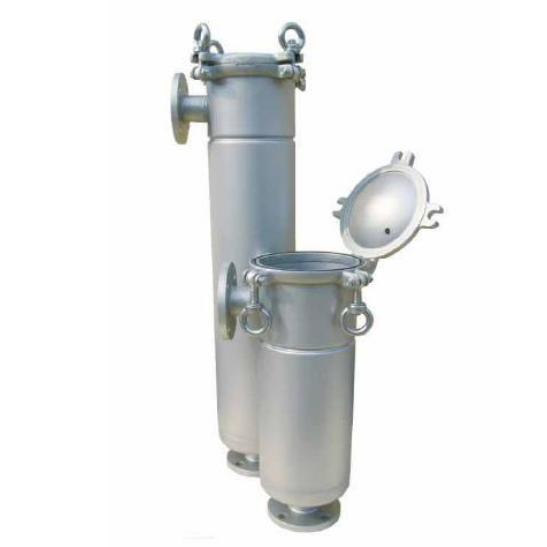 Side Entry Bag Filter Vessel